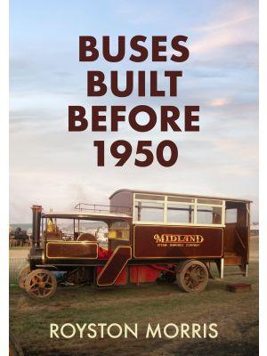 Buses Built Before 1950