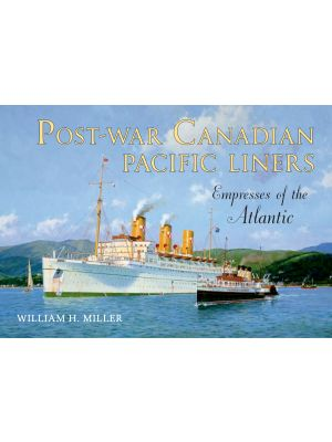 Post-war Canadian Pacific Liners