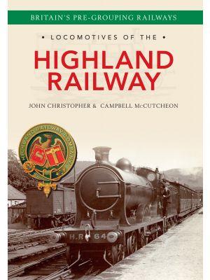 Locomotives of the Highland Railway