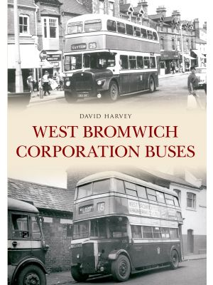 West Bromwich Corporation Buses