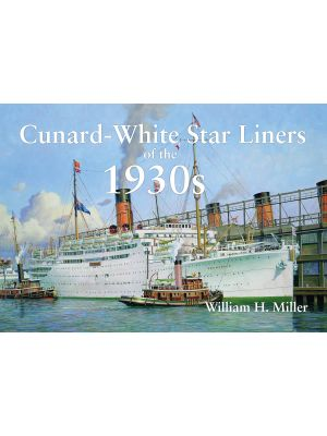Cunard-White Star Liners of the 1930s