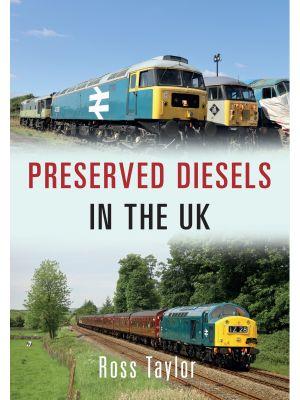 Preserved Diesels in the UK