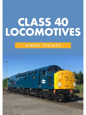 Class 40 Locomotives