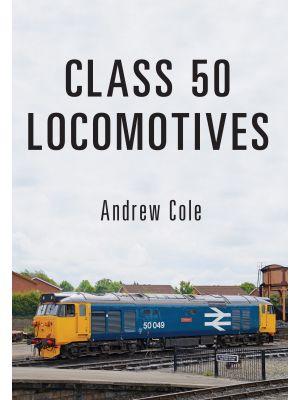 Class 50 Locomotives