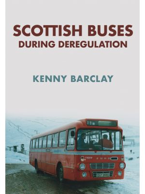 Scottish Buses During Deregulation