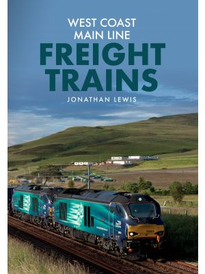 West Coast Main Line Freight Trains
