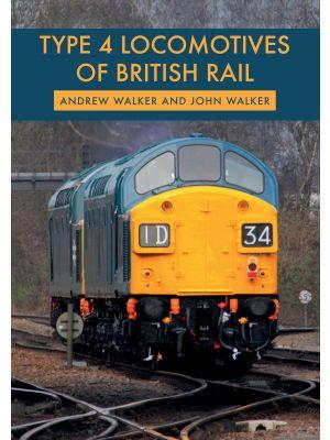 Type 4 Locomotives of British Rail