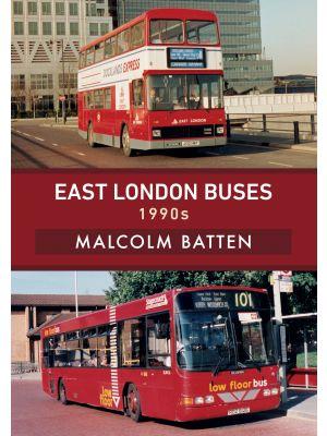 East London Buses: 1990s