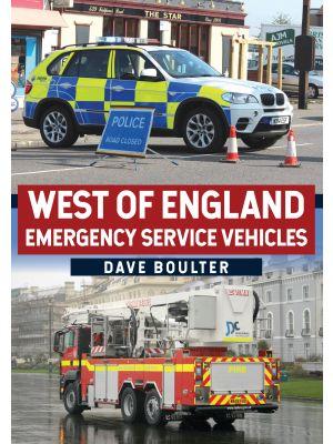 West of England Emergency Service Vehicles