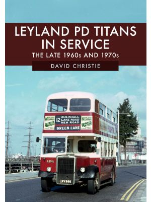 Leyland PD Titans in Service