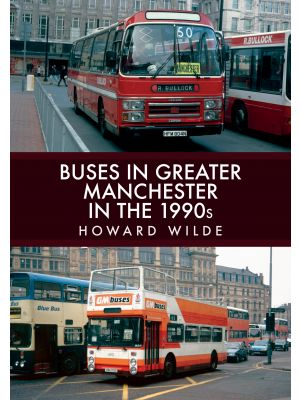 Buses in Greater Manchester in the 1990s