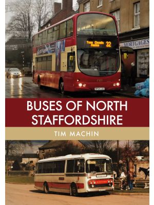 Buses of North Staffordshire