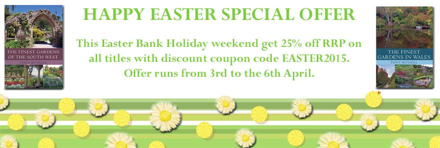 Easter Offer 2015