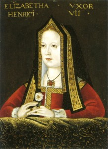 Tudor - Elizabeth of York