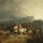 The Battle of Lewes