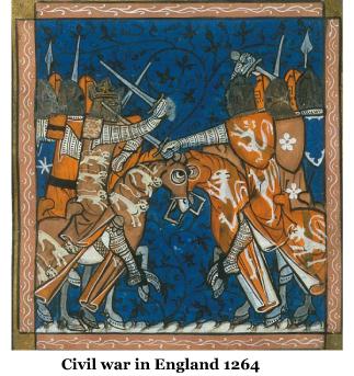 Ordinance - Microsoft Word - Civil war in England 1264 pic