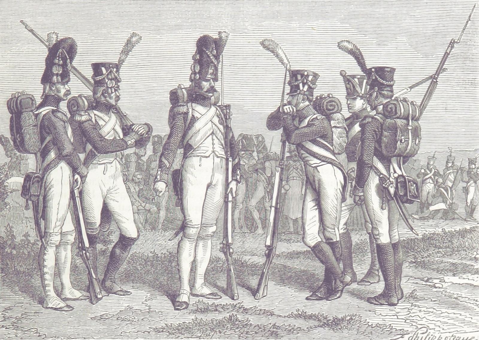 Waterloo - Garde Imperiale