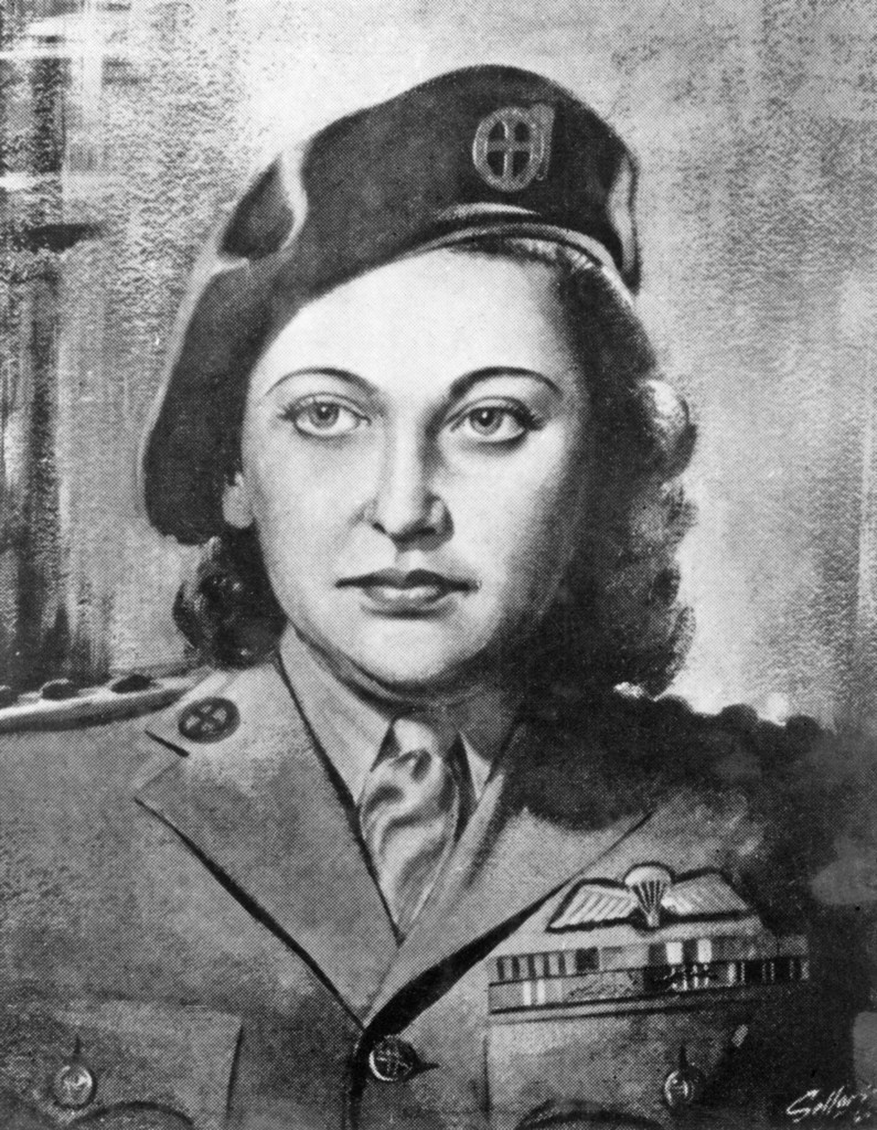 Agents - Nancy Wake