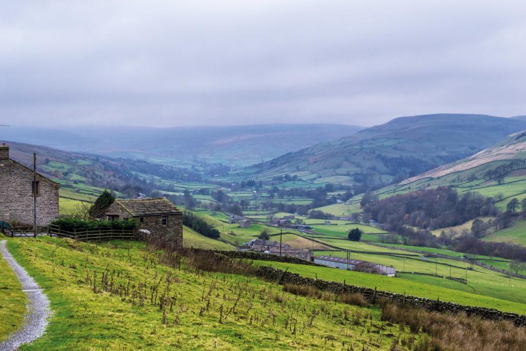 Yorkshire - Gunnerside