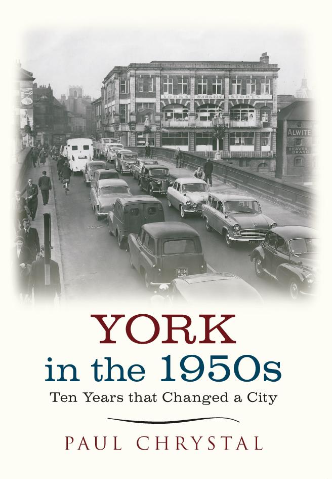 York - 9781445640594