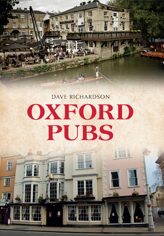 Oxford Pubs - 9781445647289