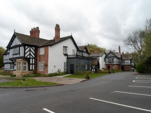 Worsley Old Hall now a welcoming pub May 2015 (2)