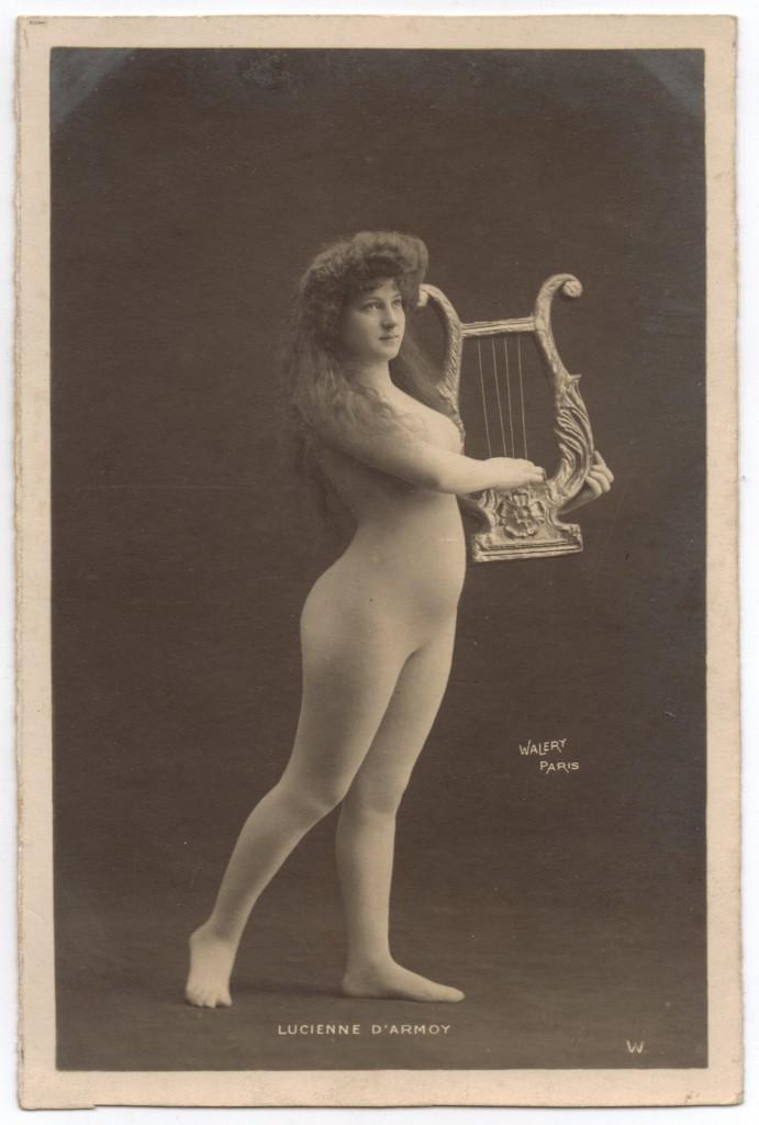 Erotic Postcards - Lucien Walery