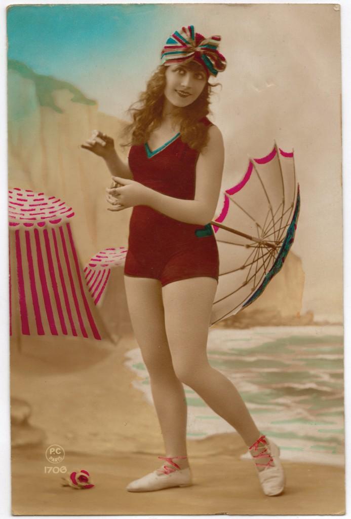 Erotic Postcards - PC Studio Paris