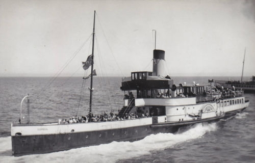 British Paddle Steamers 2