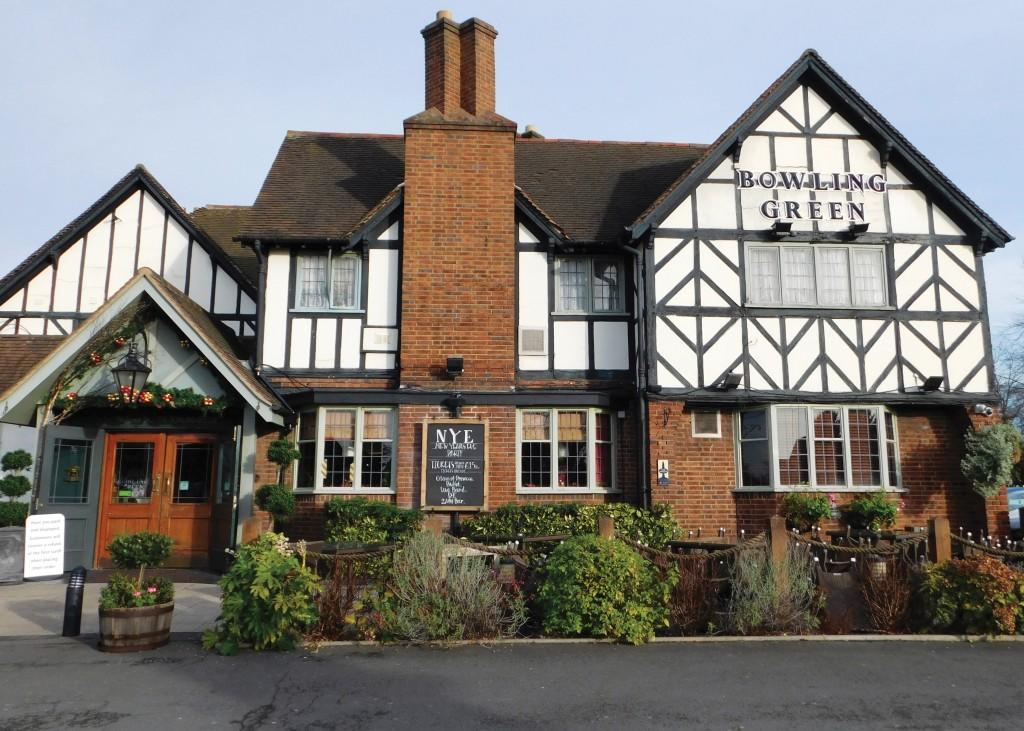 Lichfield Pubs 1