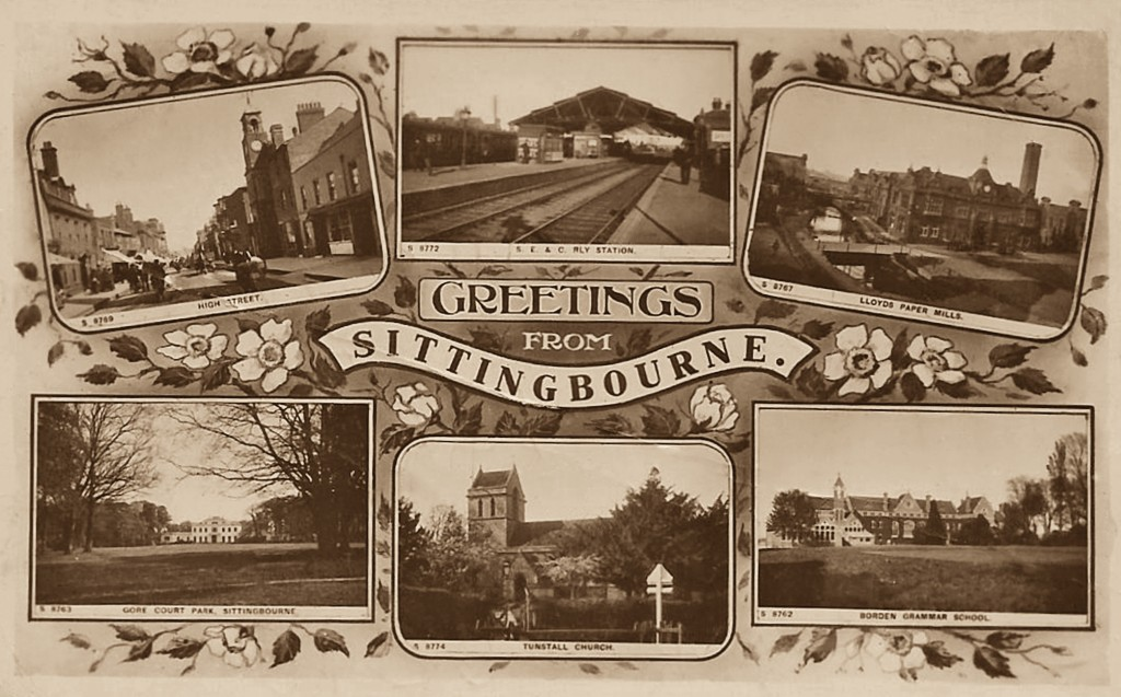 Sittingbourne The Postcard Collection pic