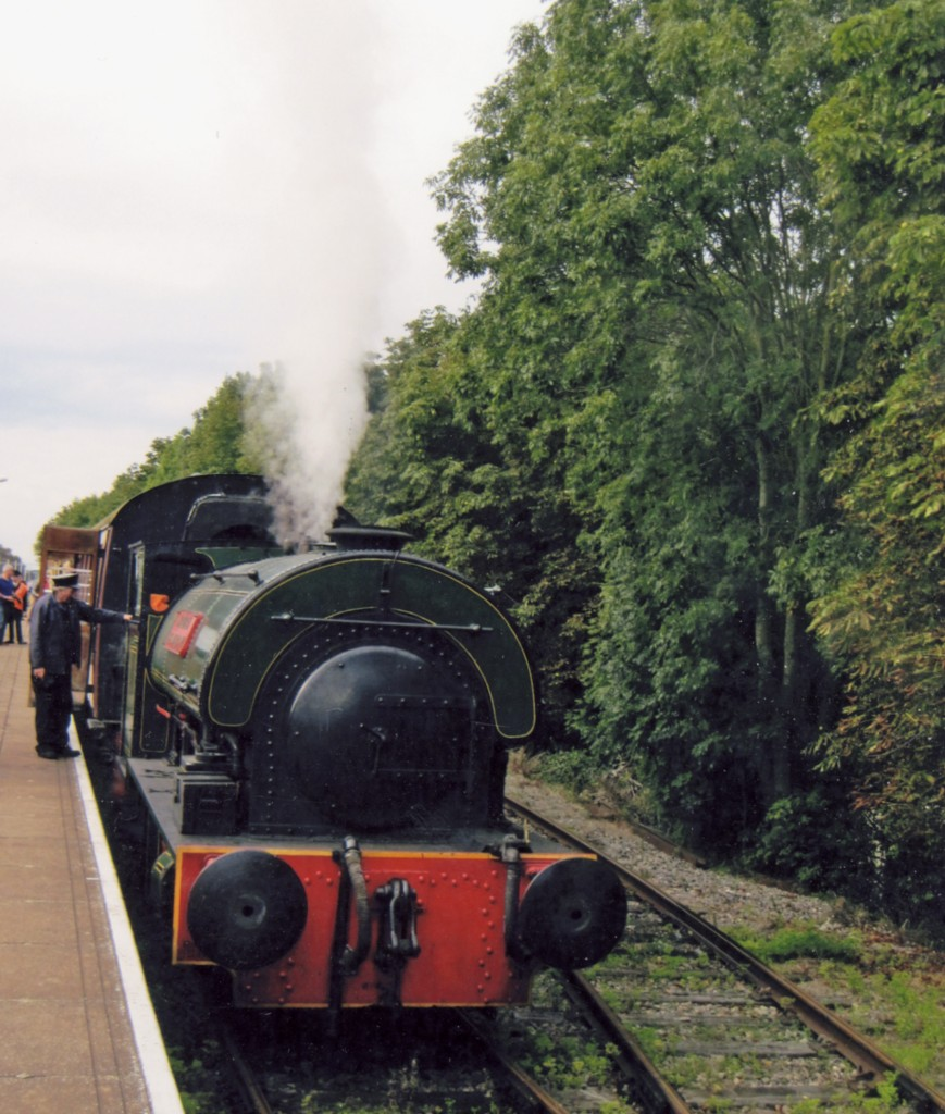 Steam Engines and Steam Railways pic 1