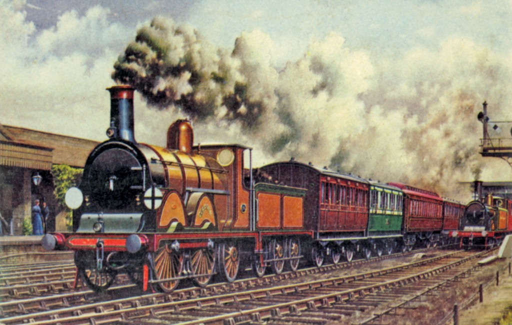 Steam Engines and Steam Railways pic 3