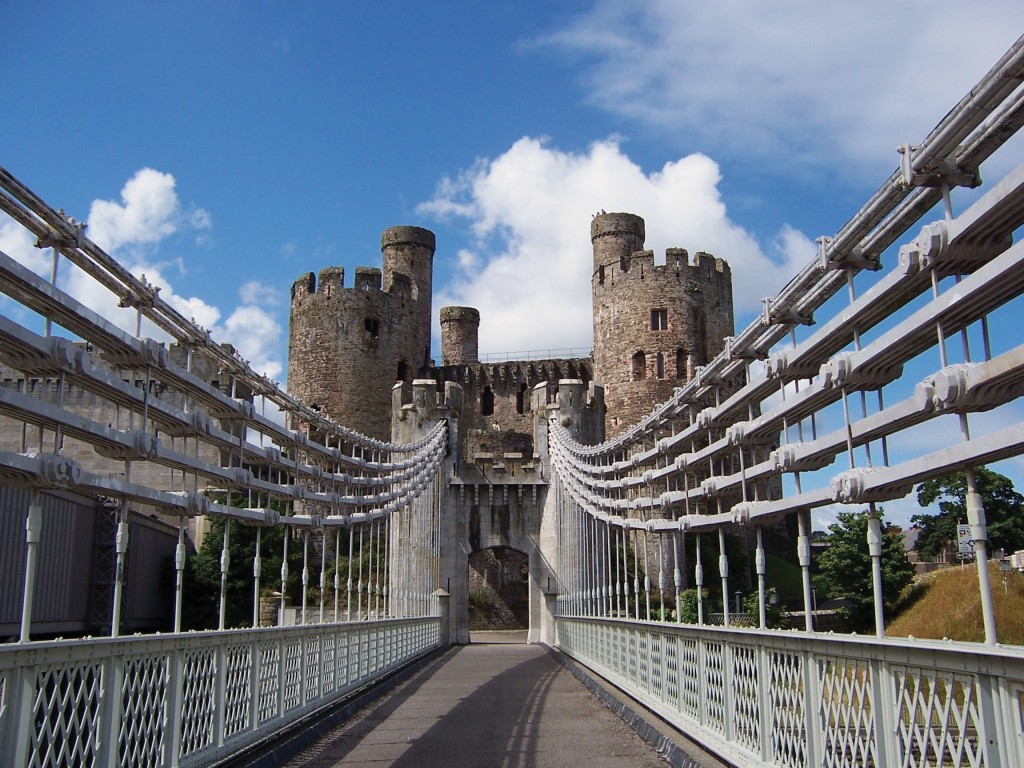 A-Z of Conwy 1