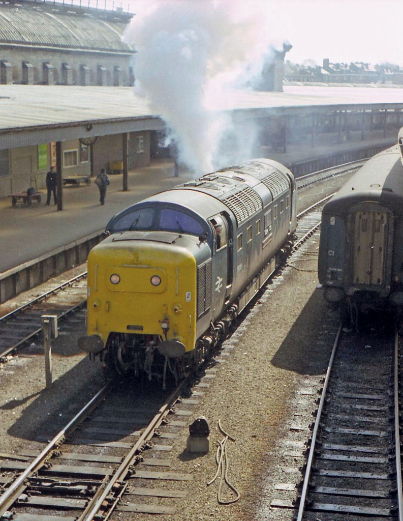 Class 55 pic 1