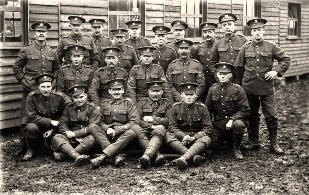 Northumberland and Tyneside's War 1