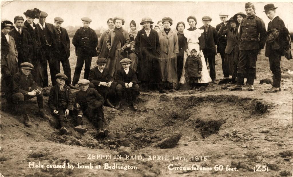 Northumberland and Tyneside's War 2