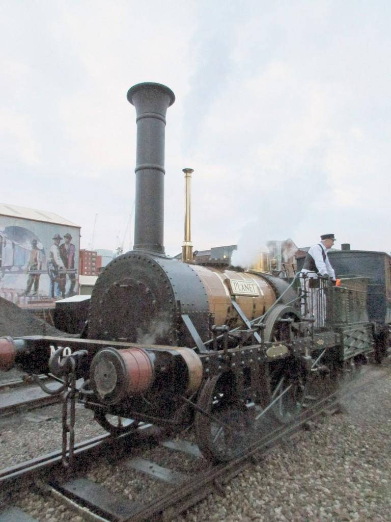 Planet Locomotive 1