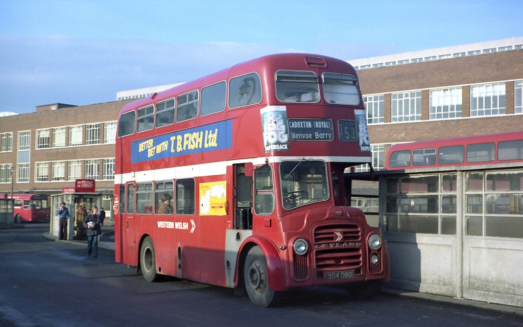 The National Bus Company (133)