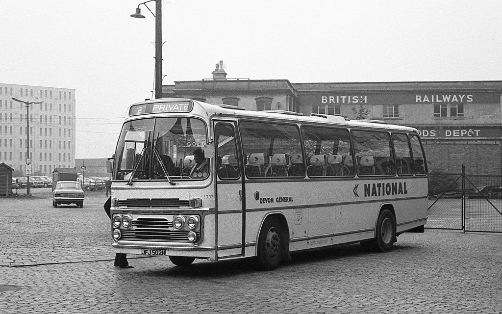 The National Bus Company (170)