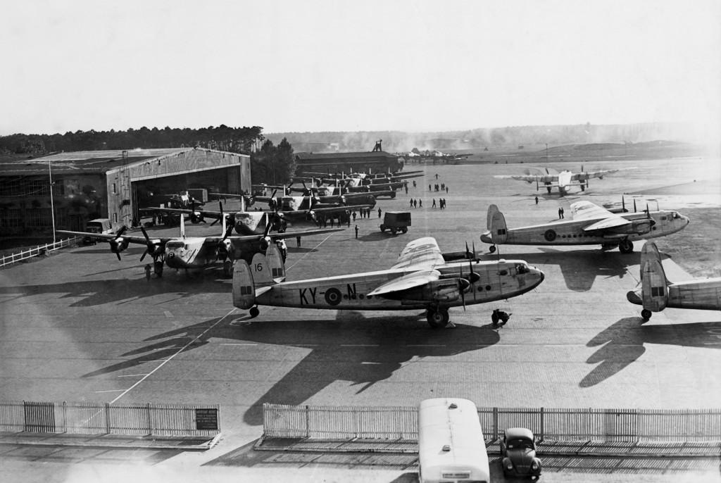 RAF Transport Command 4
