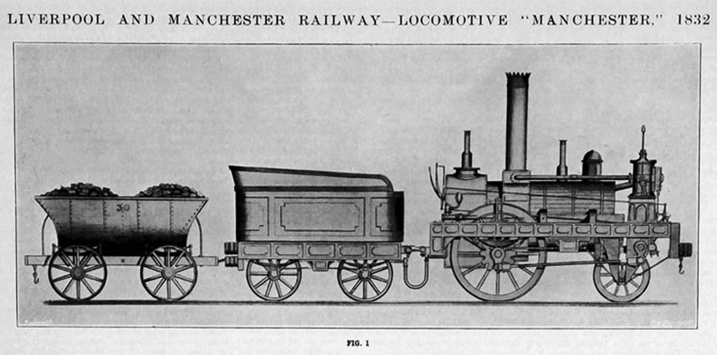 The Early Railways of Manchester 2