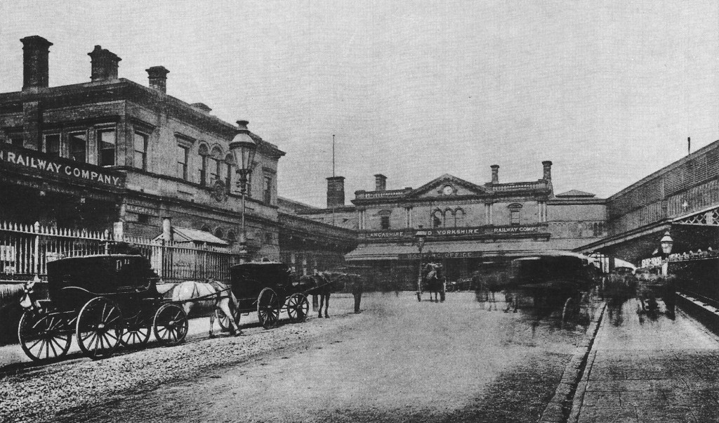 The Early Railways of Manchester 3