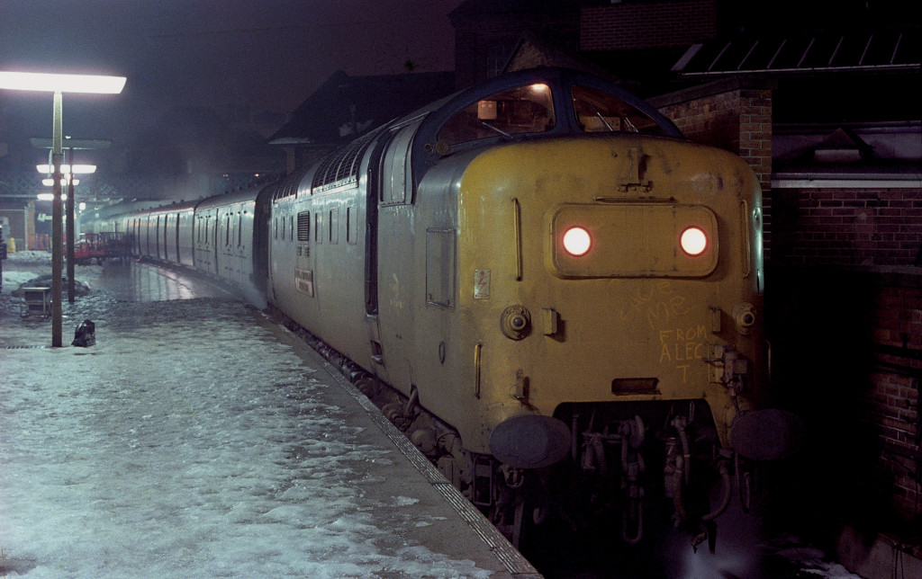 Diesels at Doncaster 2