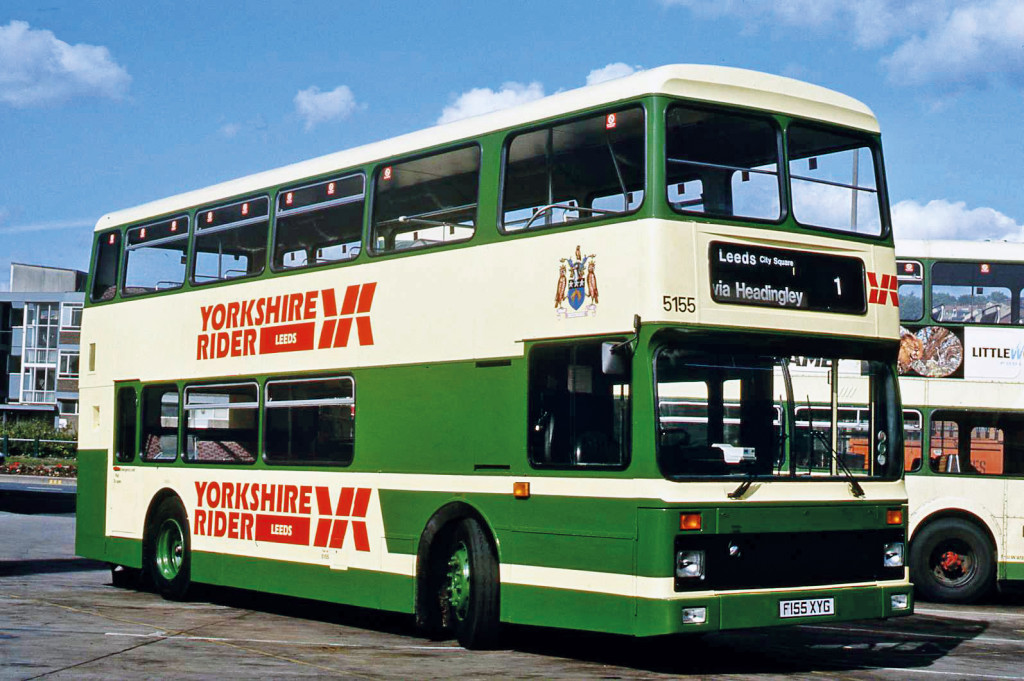 Yorkshire Rider Buses 1