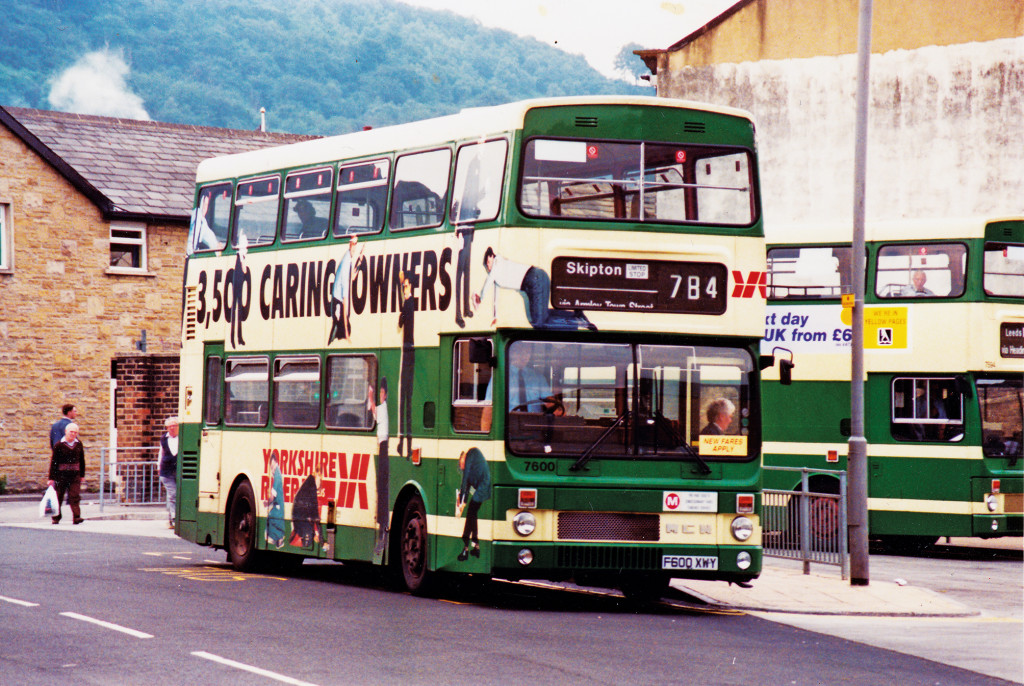 Yorkshire Rider Buses 2