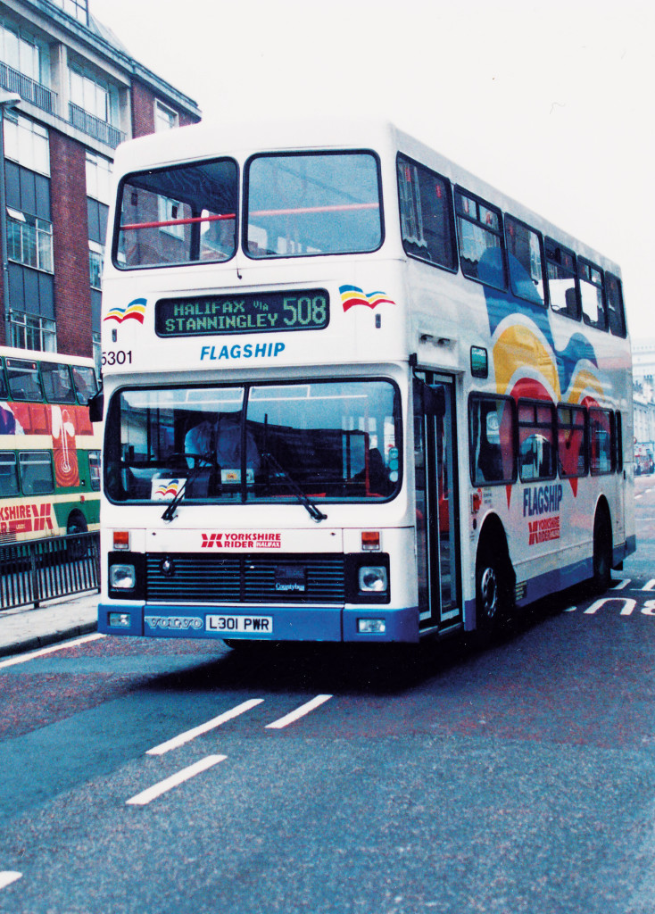 Yorkshire Rider Buses 3