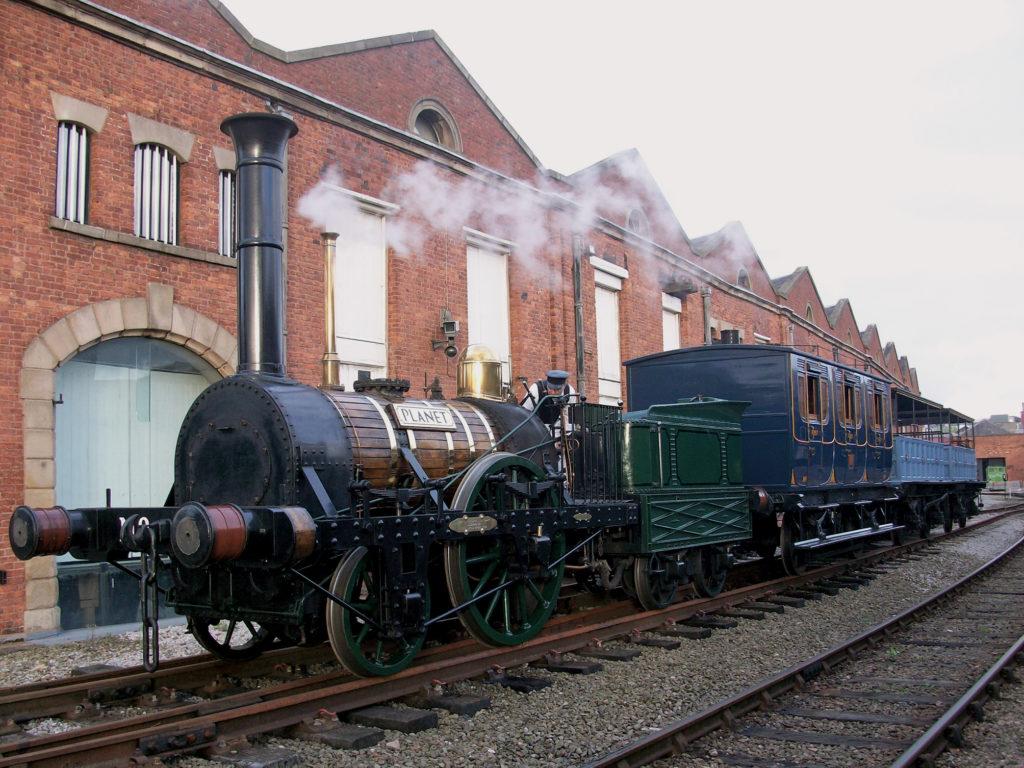 Victorian Railway