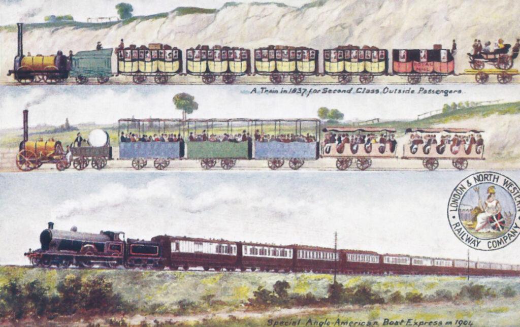 Edwardian Railway